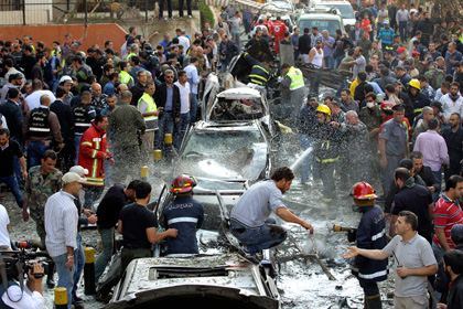 Photo of Beirut Bombing: Twin Attacks Target Iranian Embassy, 23 Killed, 146 Injured