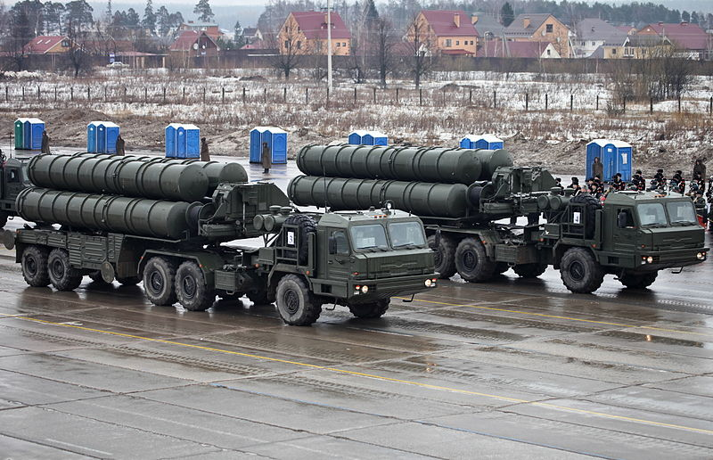 Photo of Russia's S-400 systems will be deployed in 2014