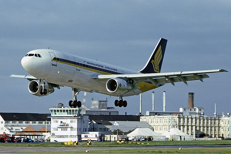 Photo of Singapore Airlines is ending its longest non-stop flight from Singapore to Newark