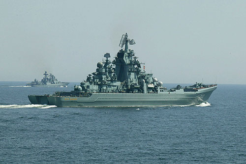 Photo of Russia to expand its Navy in the Arctic