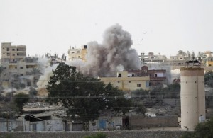 PALESTINIAN-CONFLICT-EGYPT-GAZA-BORDER
