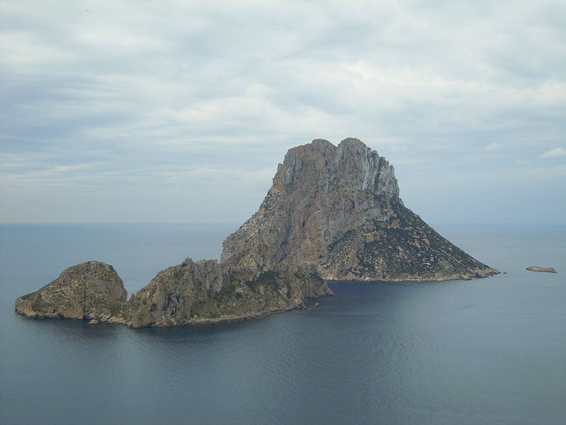 Photo of Es Vedrà, the mysterious island