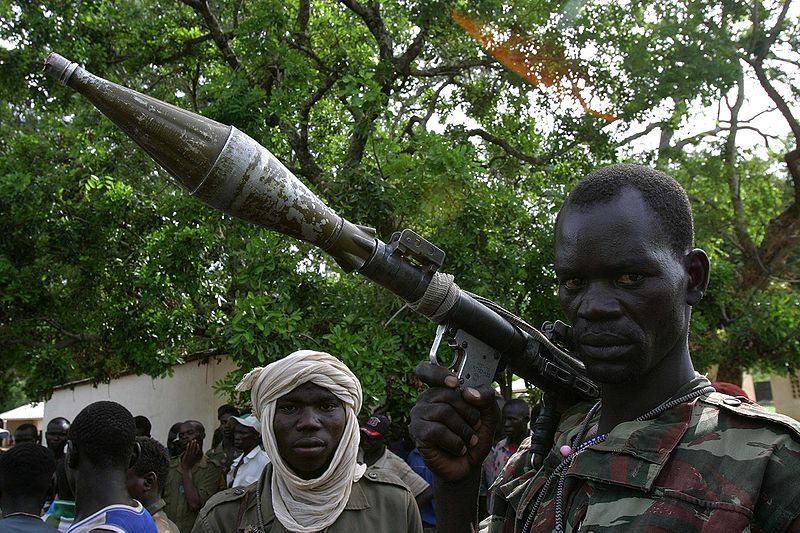 Photo of 159 thousand displaced, over 600 killed in CAR