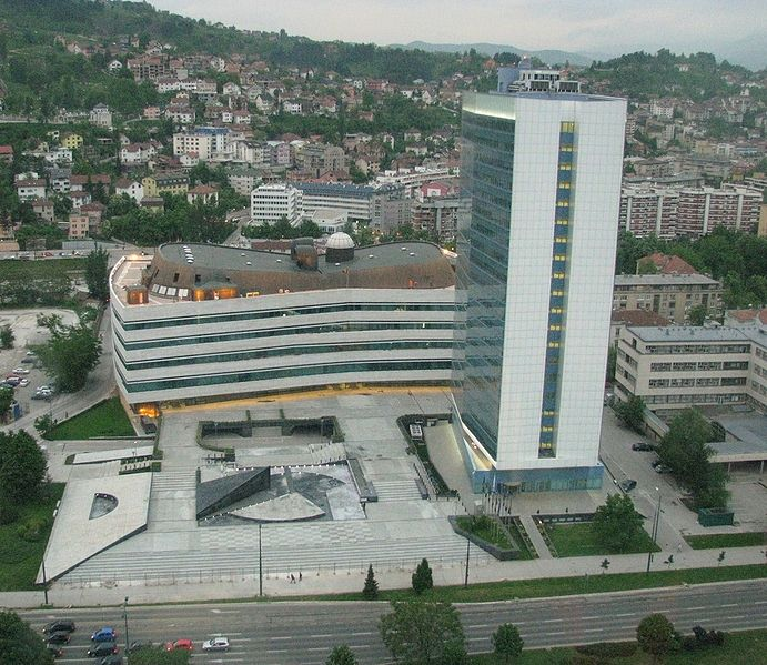 Photo of Crisis deepens in Bosnia's federation entity