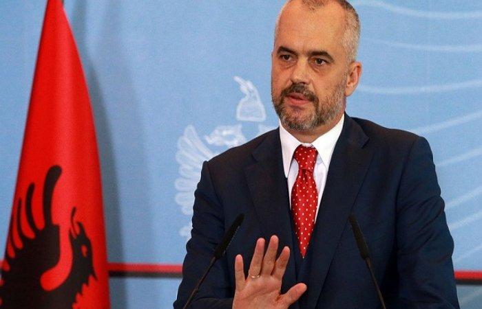Photo of Edi Rama, Albanian Prime Minister visits Italy