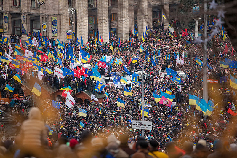 Photo of The opposition in Ukraine says the concessions from Yanukovich are not enough