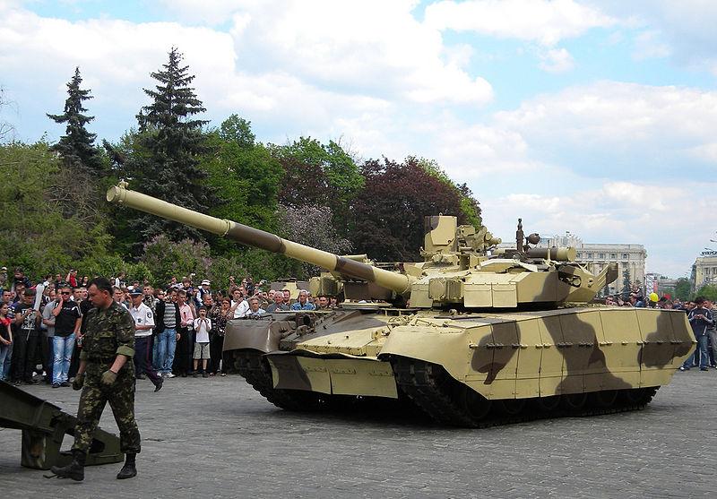 Photo of Ukraine delivers main battle tanks to Thailand