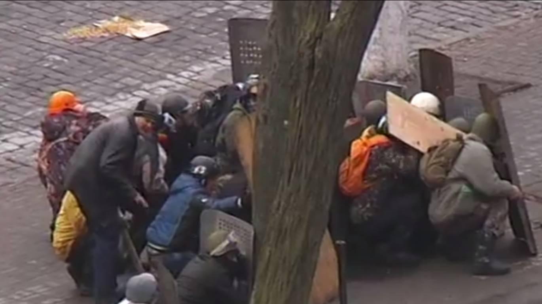 Photo of Street fights in Kiev results in dozens of deaths