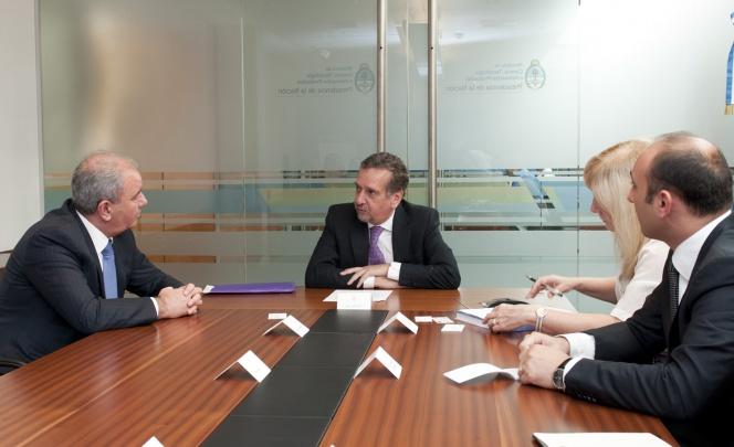 Photo of Argentina and Azerbaijan expand ties as Baku prepares for 'BakuTel 2014'