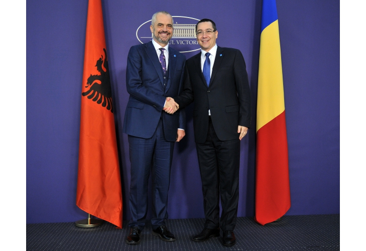 Photo of Romania strengthens its relations with Albania