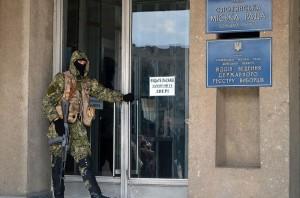 donetsk militia