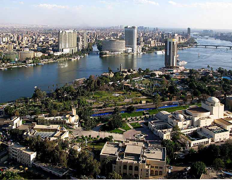 Photo of The Nile and pandemic on the edge of a cliff