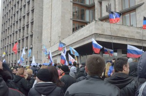 Donetsk meeting