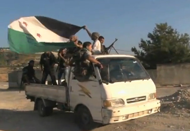 Photo of Syrian opposition to open a mission in US