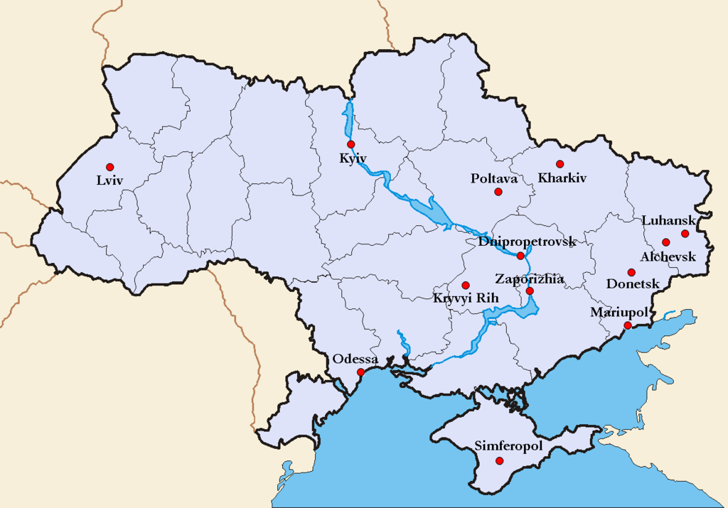 Photo of Crisis in Ukraine – an opportunity in the midst of chaos?