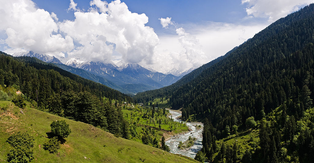 Photo of Nature's fury in Jammu and Kashmir
