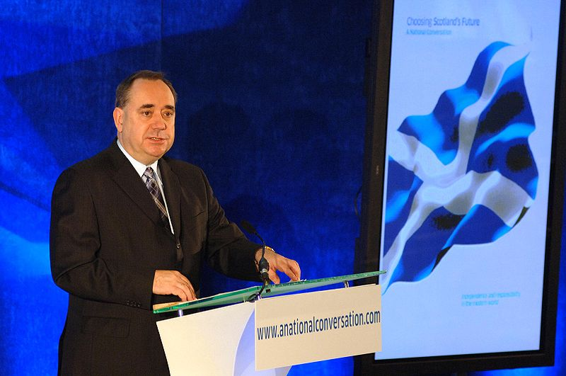 Photo of Scotland's leader wins the pro independence debate, according to The Guardian