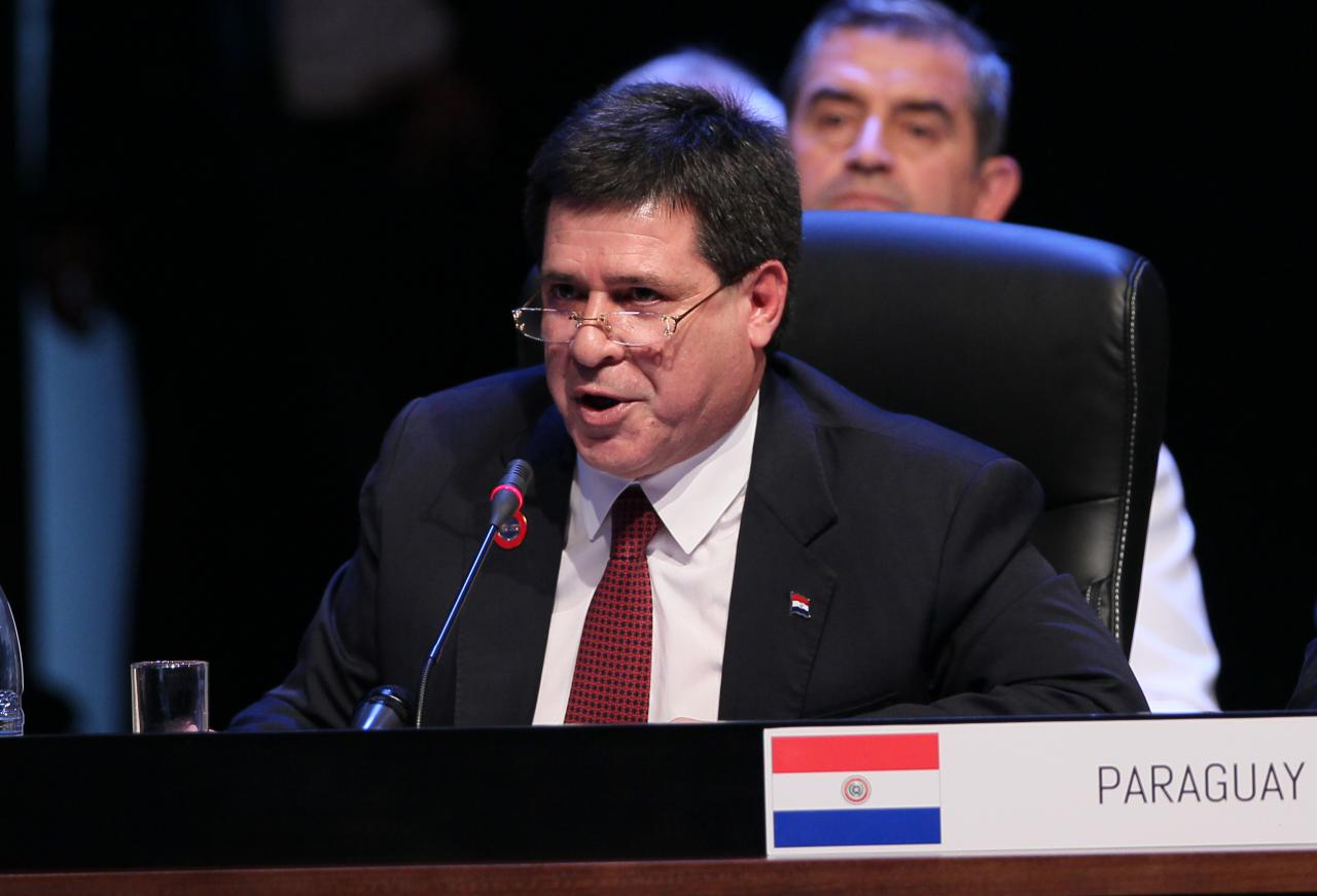 Photo of Paraguay: Senate leader Blas Llano committed to restoring transparency