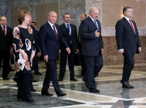 Minsk Russia Ukraine