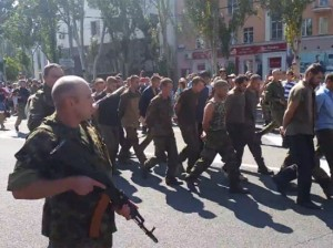Ukranian POW