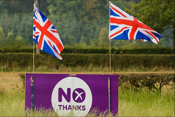Photo of Votes counting starts for Scottish independence referendum