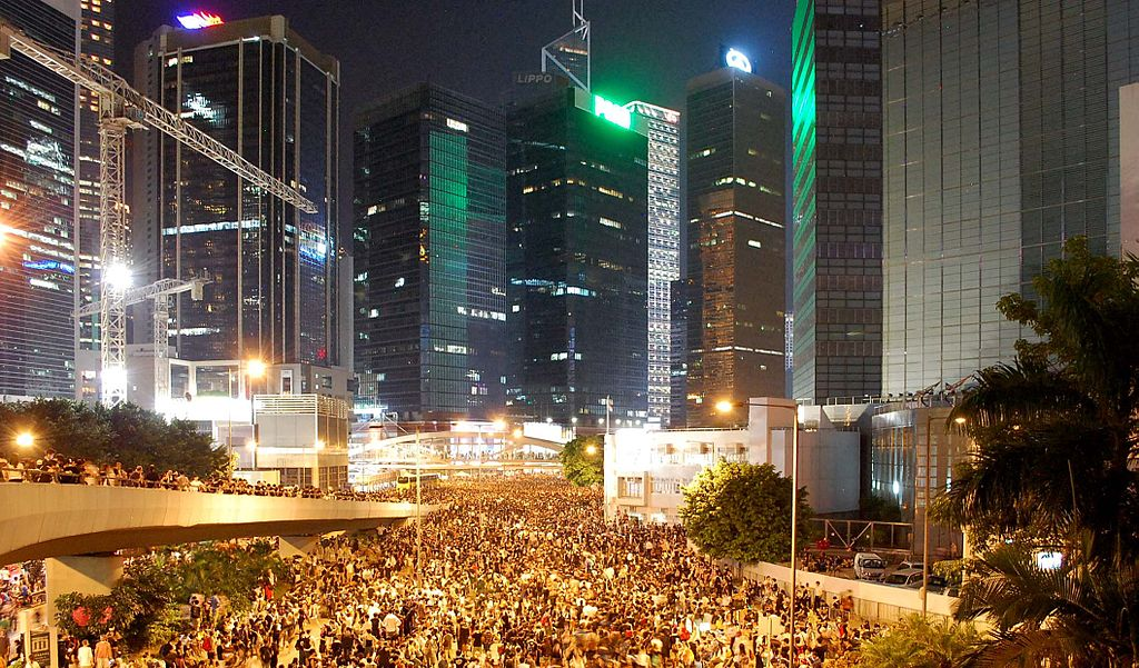 Photo of Spotlight: Hong Kongers' free will shall not be held hostage to protestors