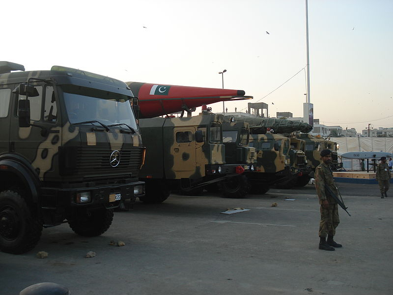 Photo of India and Pakistan: Enforcing strategic deterrence