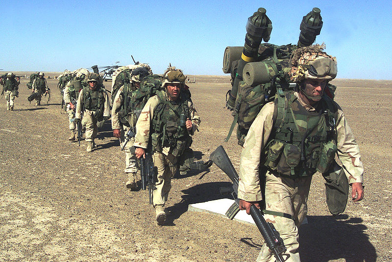 Photo of US-led combat mission in Afghanistan formally ends