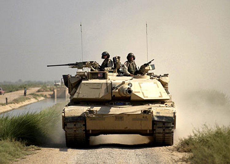 Photo of US to deploy tanks in E.Europe to 'deter Russian aggression'