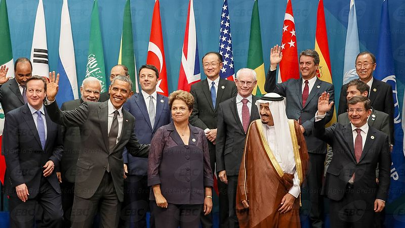 Photo of G20 leaders issue a communiqué