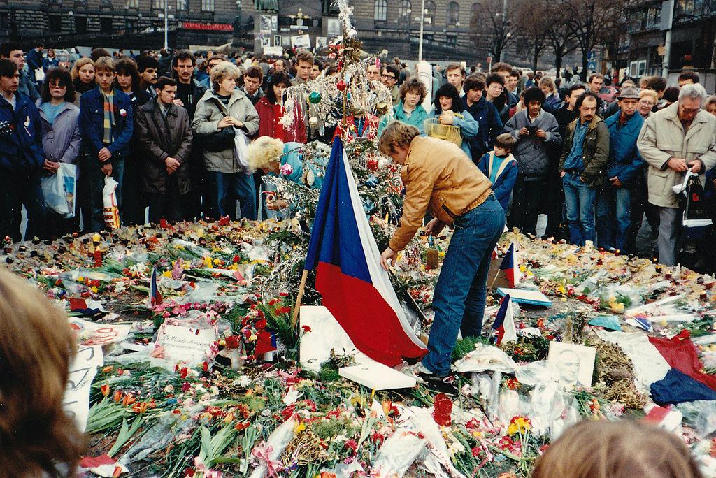 Photo of Czech Velvet Revolution to be celebrated across world