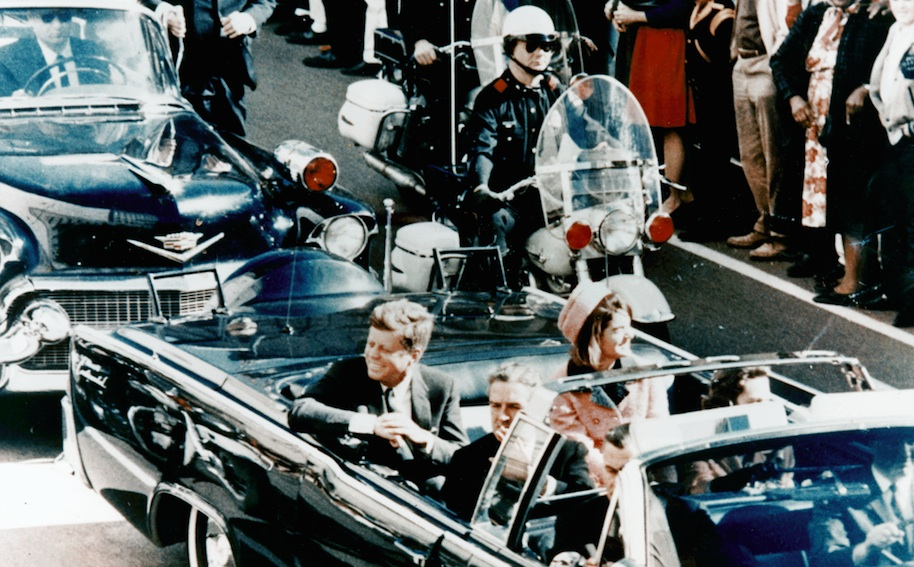 """Photo of Kennedy – O'Cinneide. What if it meant """"Watch your back"""" in a little known language?"""