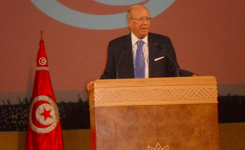 Photo of Essebsi officially declared Tunisia's president
