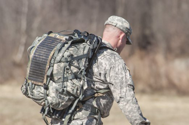 Photo of Soldiers of the future will generate their own power