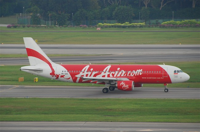 Photo of AirAsia flight goes missing over Indonesian waters
