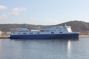 Norman Atlantic, photographed in 2013 (Photo: Courtesy of WikiCommons)