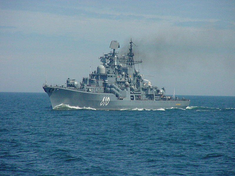 Photo of Joint Sea-2016: Sino–Russian axis towards a global ascendancy