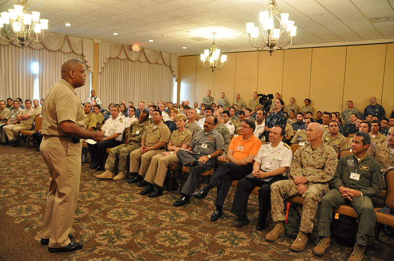 Photo of U.S. Naval Forces Southern Command hosts planners for Continuing Promise 2015