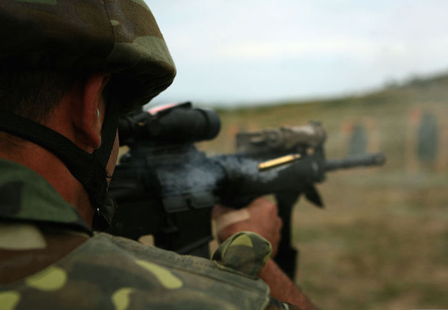 Photo of Armenia says a skirmish on its border left two people dead