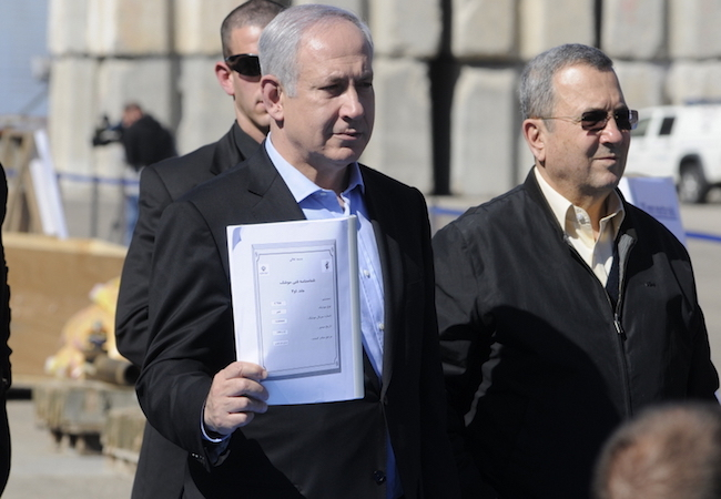 Photo of Netanyahu in Paris attacks rally: Dirtiest joke of our time