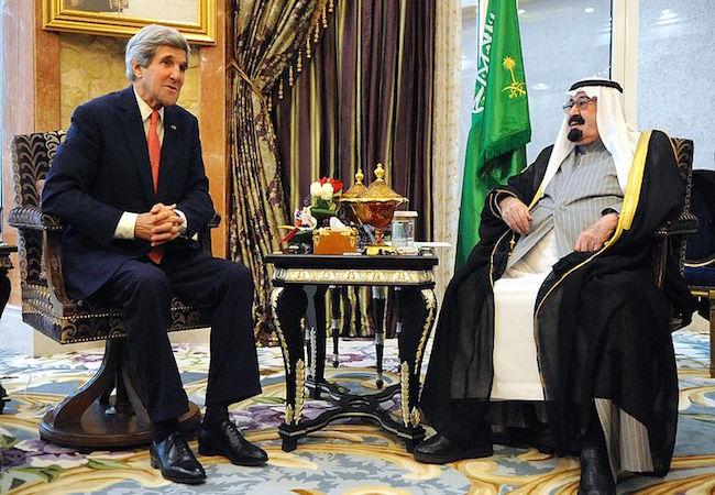 Photo of King of Saudi Arabia Abdullah dies