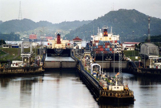 Photo of Panama Canal planning major transshipment port on the Pacific entrance