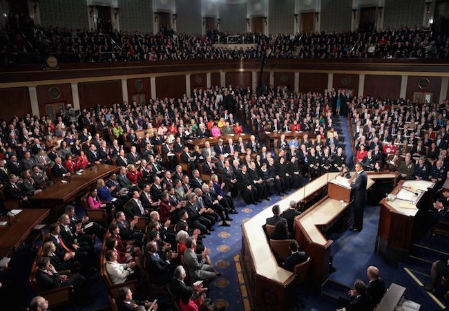 Photo of Remarks of President Barack Obama at the State of the Union Address