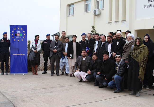Photo of Medical Forensic Training project in Afghanistan considered a success