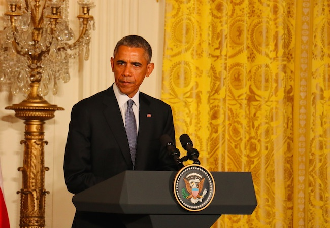 Photo of Obama announces deployment of up to 300 troops to Cameroon