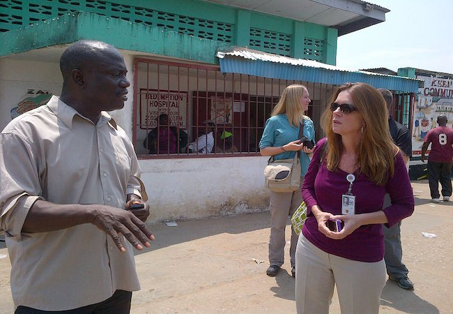 Photo of New UN Ebola mission boss urges Sierra Leone to end Ebola before the rainy season