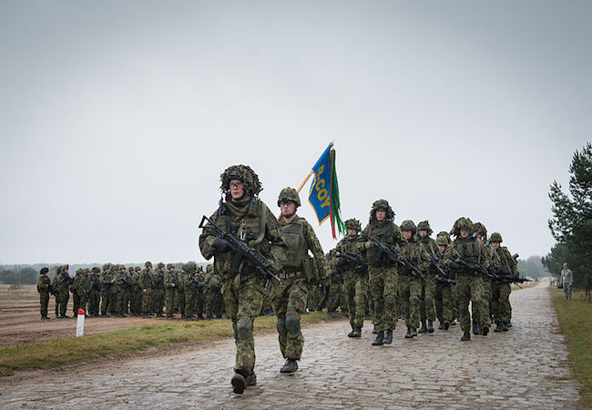 Photo of Baltics to formally ask NATO for thousands of permanent troops