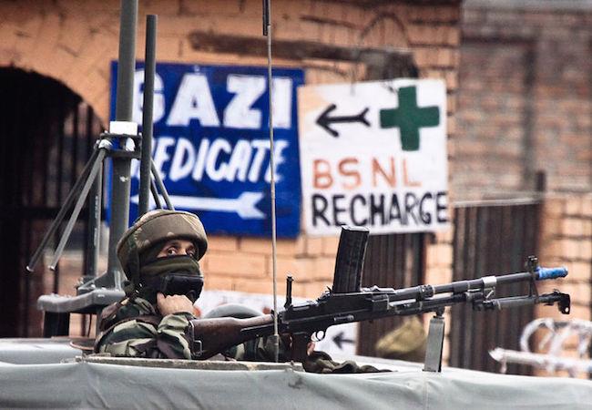 Photo of Impact of militants on Indo-Pak relations