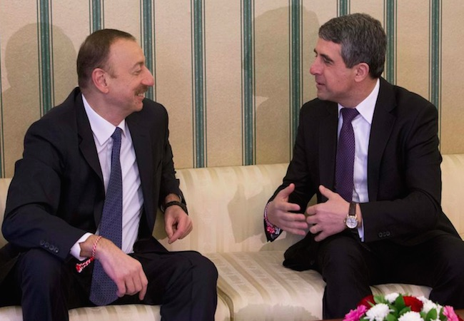 Photo of Bulgaria seeks closer ties with Azerbaijan, eyes more gas purchases