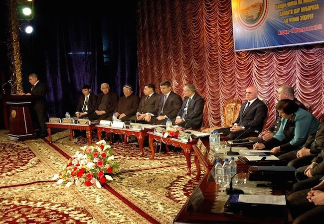 Photo of Tajikistan confronts modern security threats